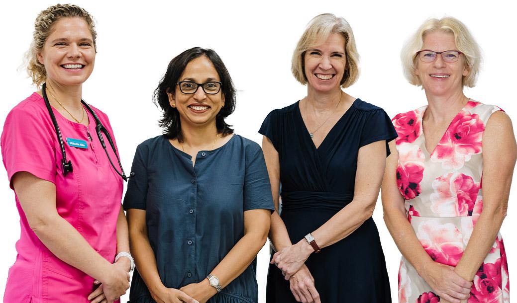 OBGYN Cayman Obstetrics, Gynaecology & Neonatal Team