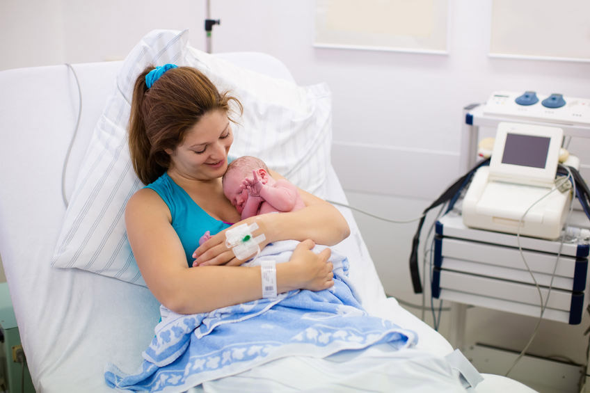 Obstetric services baby